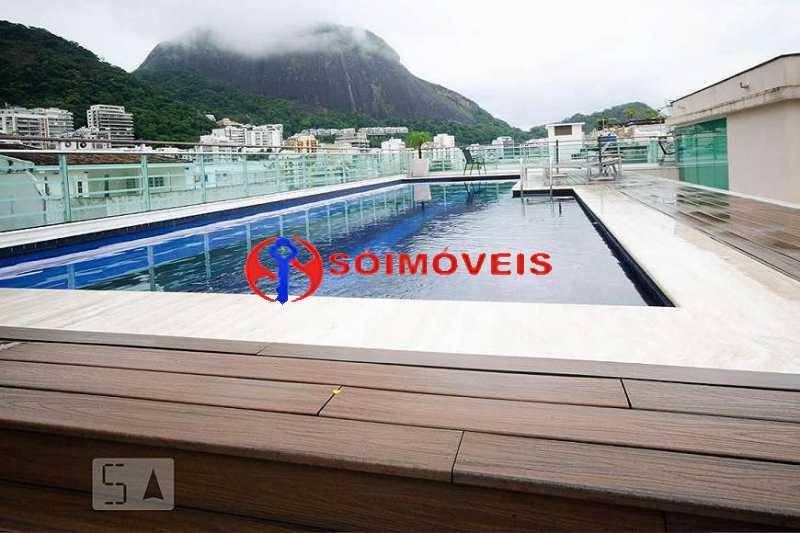 3e2550e6a5d6148471fa86fcce7bfd - Apartamento 1 quarto à venda Jardim Botânico, Rio de Janeiro - R$ 1.099.000 - LBAP11142 - 5