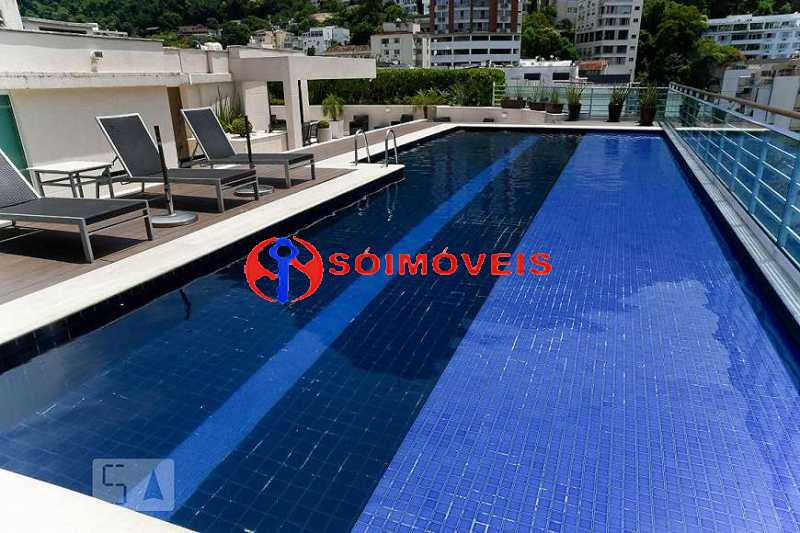 9a5f0e1526ea2807ee12c079d83b24 - Apartamento 1 quarto à venda Jardim Botânico, Rio de Janeiro - R$ 1.099.000 - LBAP11142 - 1
