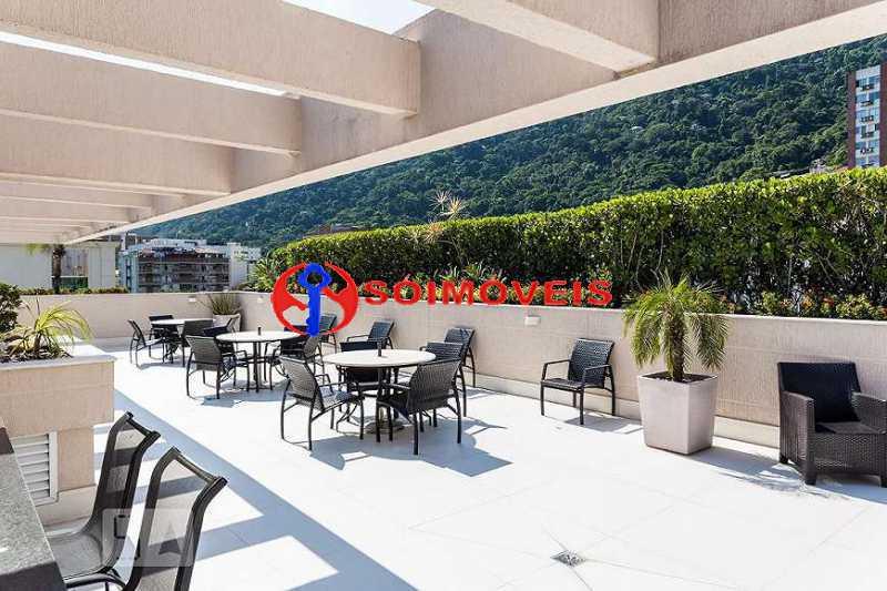 830d464aa17328e354c1e85671410d - Apartamento 1 quarto à venda Jardim Botânico, Rio de Janeiro - R$ 1.099.000 - LBAP11142 - 4