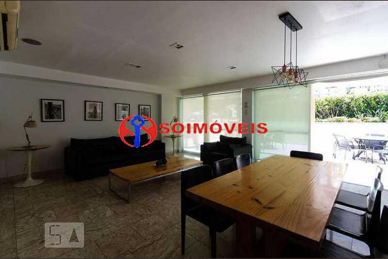 208203d52a9cc9e93f5f9a18274830 - Apartamento 1 quarto à venda Rio de Janeiro,RJ - R$ 940.000 - LBAP11142 - 14