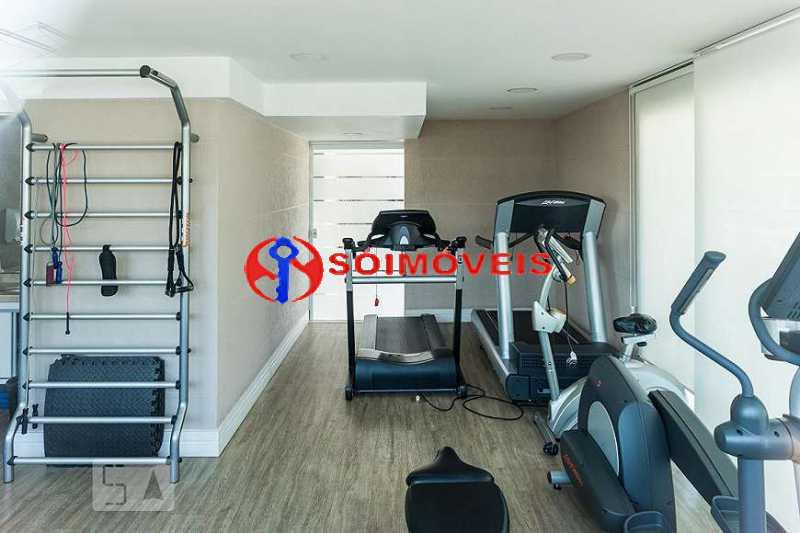 a1229907f75b8a7d753965e5cde5db - Apartamento 1 quarto à venda Rio de Janeiro,RJ - R$ 940.000 - LBAP11142 - 16
