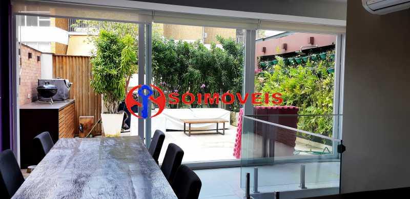20200916_132122 - Leblon, Linda cobertura duplex com terraço gourmet. A poucos metros da Praia e todo comércio do Bairro. - LBCO20144 - 5