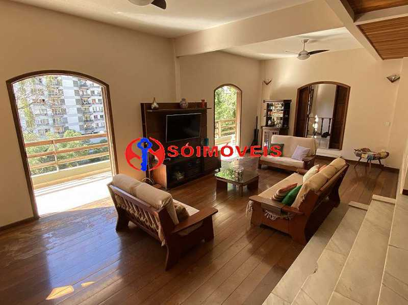 34741f1c9d5ecb836477833ba22758 - Casa em Condomínio 5 quartos à venda Laranjeiras, Rio de Janeiro - R$ 2.900.000 - LBCN50030 - 4