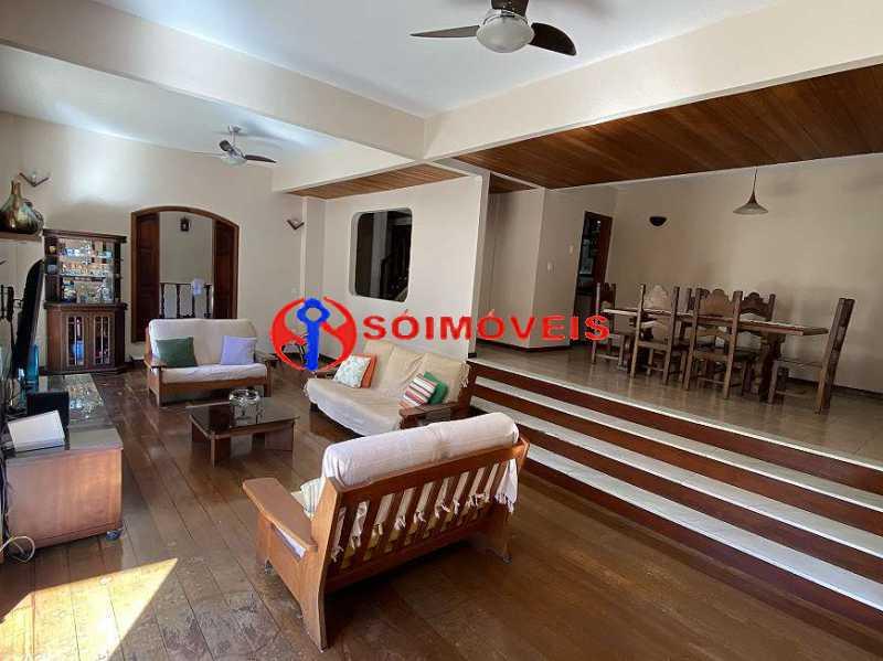 c61c42844611a47723319df89a706f - Casa em Condomínio 5 quartos à venda Laranjeiras, Rio de Janeiro - R$ 2.900.000 - LBCN50030 - 3