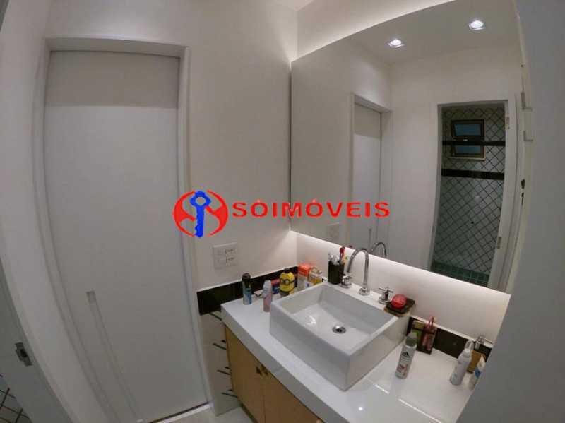 9209bb38e274d4c71201c7ebd4d7d2 - Apartamento 2 quartos à venda Jardim Botânico, Rio de Janeiro - R$ 850.000 - LBAP23170 - 11