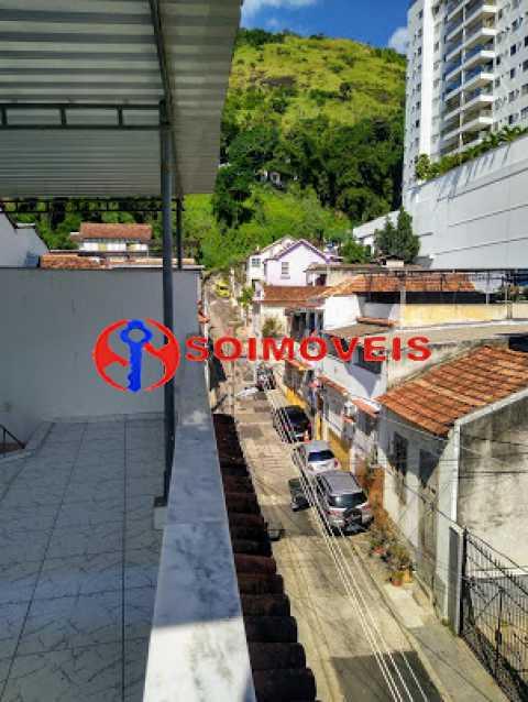 01 - Casa de Vila 4 quartos à venda Tijuca, Rio de Janeiro - R$ 600.000 - FLCV40001 - 1