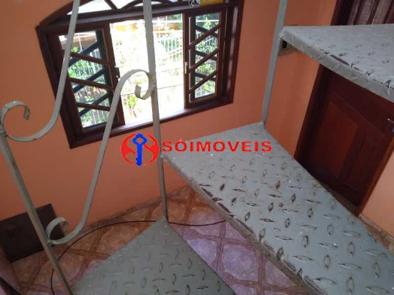 12 - Casa de Vila 4 quartos à venda Tijuca, Rio de Janeiro - R$ 600.000 - FLCV40001 - 14