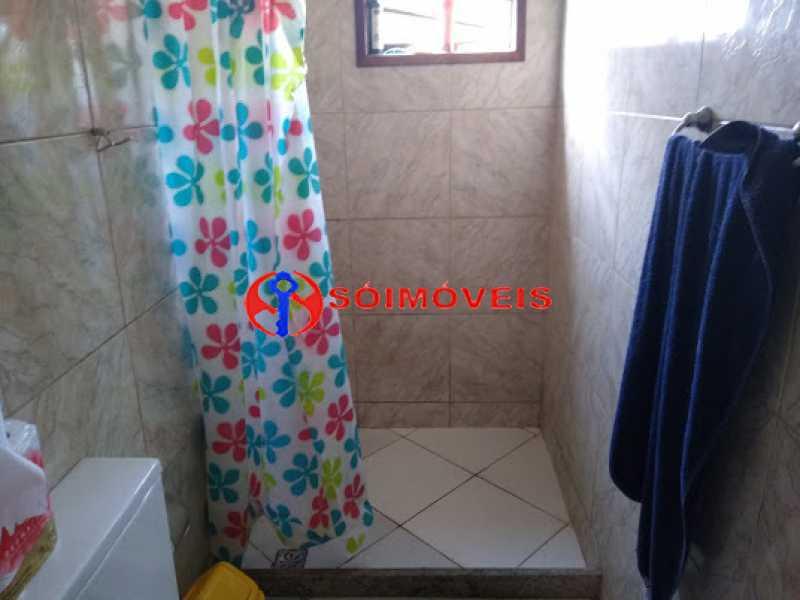 19 - Casa de Vila 4 quartos à venda Tijuca, Rio de Janeiro - R$ 600.000 - FLCV40001 - 18