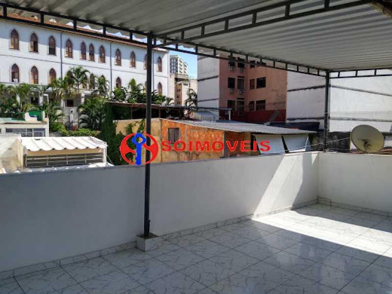 28 - Casa de Vila 4 quartos à venda Tijuca, Rio de Janeiro - R$ 600.000 - FLCV40001 - 27