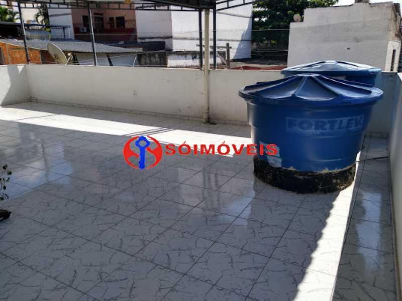 31 - Casa de Vila 4 quartos à venda Tijuca, Rio de Janeiro - R$ 600.000 - FLCV40001 - 30
