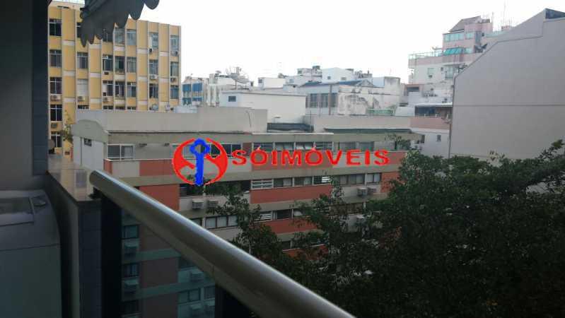 9069c38c-8b4c-4dad-8c97-374644 - Flat 1 quarto à venda Rio de Janeiro,RJ - R$ 800.000 - LBFL10151 - 1