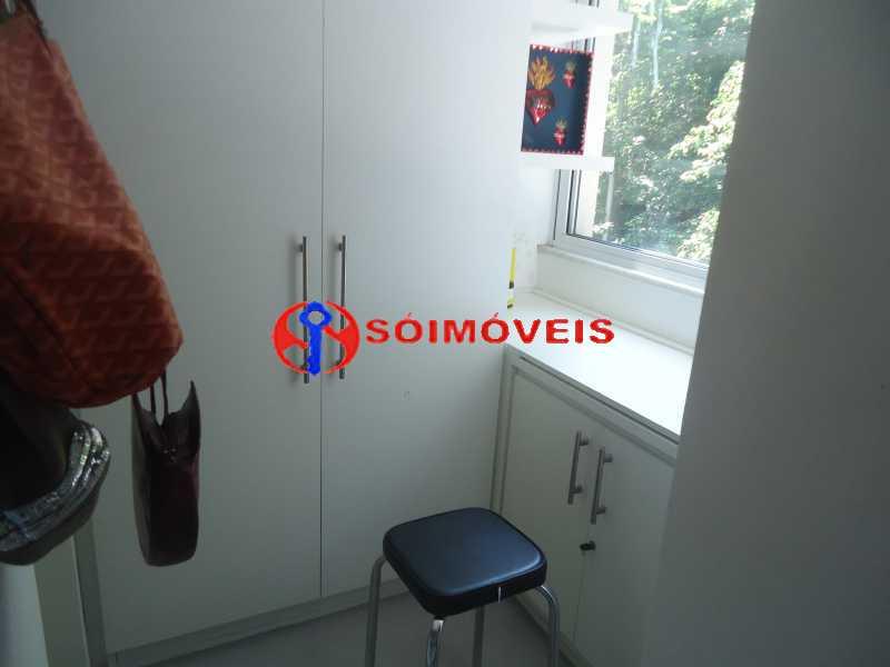 DSC00189 - Apartamento 1 quarto à venda Rio de Janeiro,RJ - R$ 1.150.000 - LBAP11162 - 23