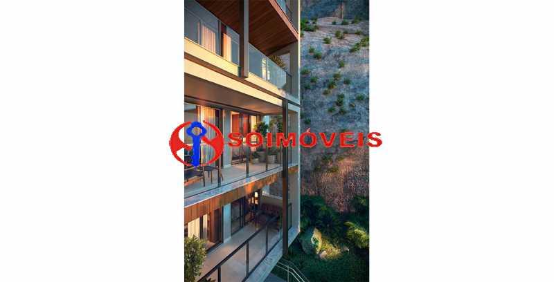 apartamento-vc-open-gallerydes - Cobertura 4 quartos à venda Laranjeiras, Rio de Janeiro - R$ 2.641.550 - LBCO40288 - 1