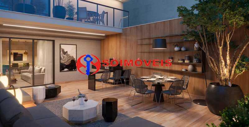 apartamento-vc-open-gallerydes - Cobertura 4 quartos à venda Laranjeiras, Rio de Janeiro - R$ 2.641.550 - LBCO40288 - 5