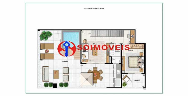 apartamento-vc-open-gallerydes - Cobertura 4 quartos à venda Laranjeiras, Rio de Janeiro - R$ 2.641.550 - LBCO40288 - 13