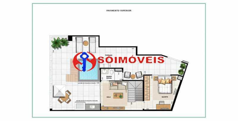 apartamento-vc-open-gallerydes - Cobertura 4 quartos à venda Laranjeiras, Rio de Janeiro - R$ 2.641.550 - LBCO40288 - 16