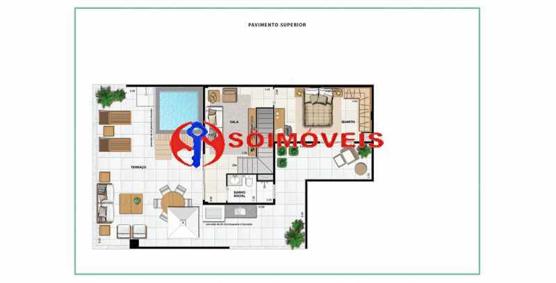 apartamento-vc-open-gallerydes - Cobertura 4 quartos à venda Laranjeiras, Rio de Janeiro - R$ 2.641.550 - LBCO40288 - 18