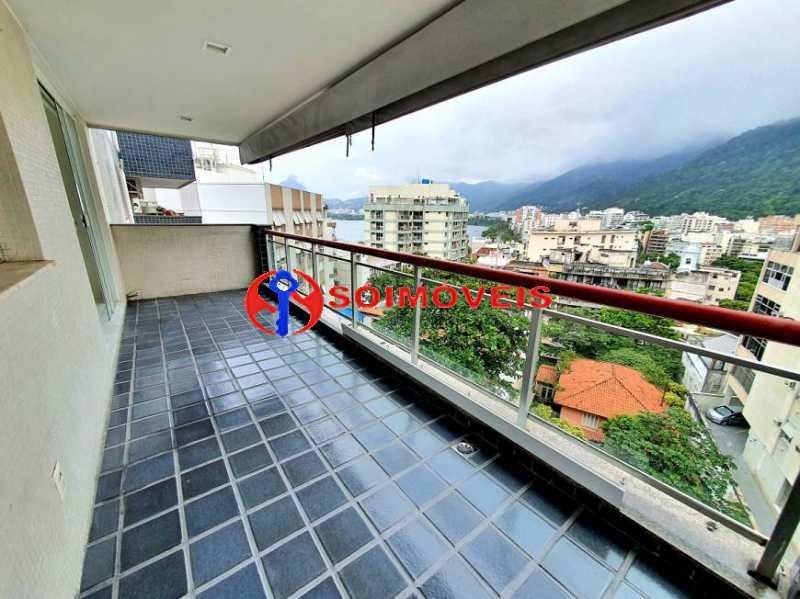 91f4cf91a7f78b881f22b374774902 - Apartamento 2 quartos à venda Lagoa, Rio de Janeiro - R$ 1.450.000 - LBAP23232 - 9
