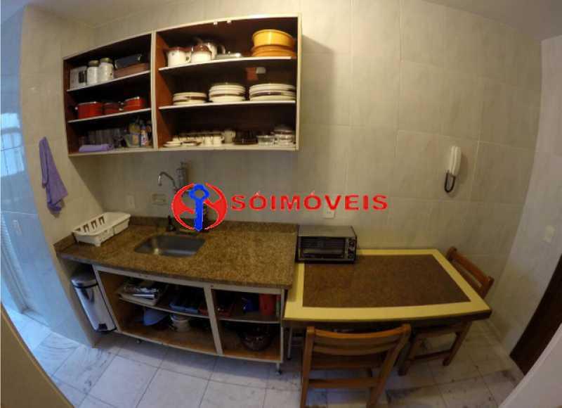 981096838004481 - Flat 1 quarto à venda Rio de Janeiro,RJ - R$ 590.000 - LBFL10153 - 10