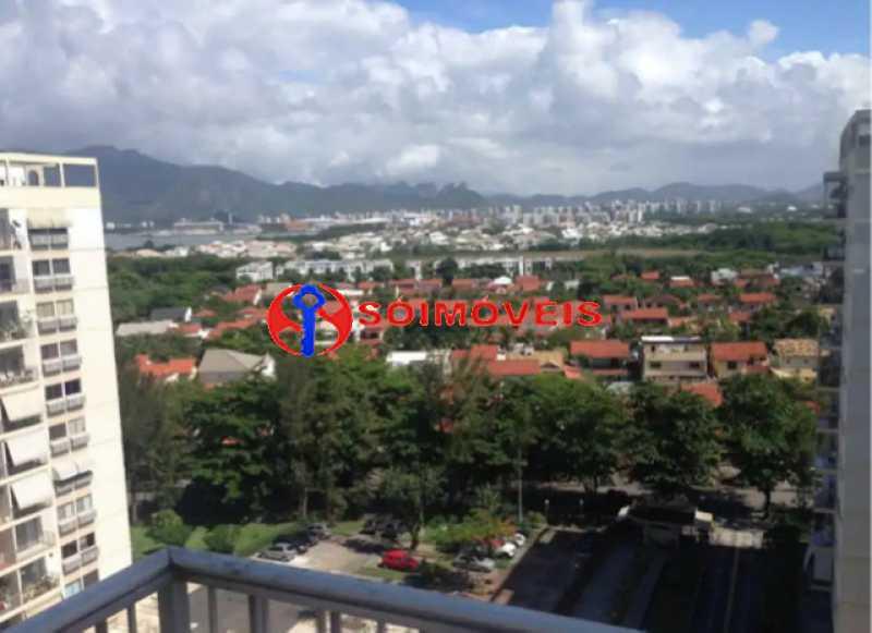 986040231841933 - Flat 1 quarto à venda Rio de Janeiro,RJ - R$ 590.000 - LBFL10153 - 1