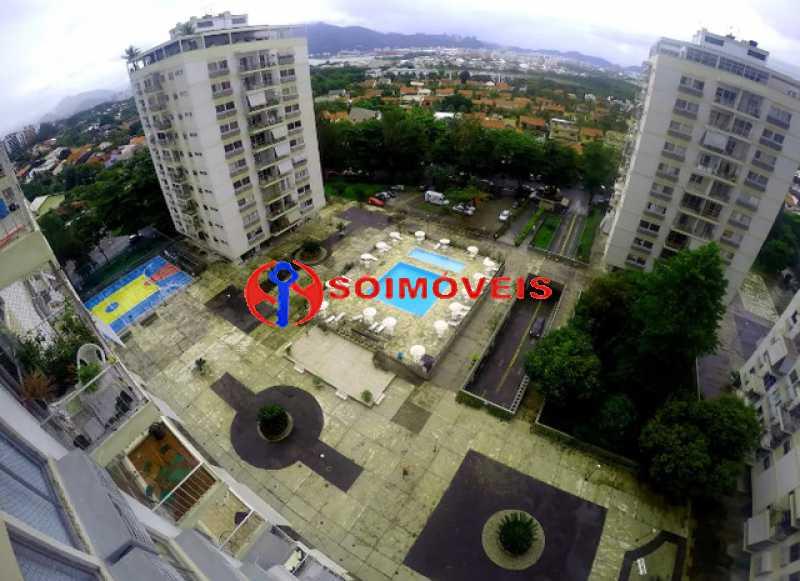 987082479380420 - Flat 1 quarto à venda Rio de Janeiro,RJ - R$ 590.000 - LBFL10153 - 19