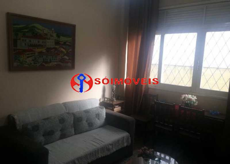 TERE 4 - Apartamento 1 quarto à venda Teresópolis,RJ - R$ 205.000 - LBAP11186 - 1