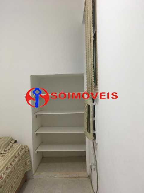 QuartoPEQUENO - Apartamento 2 quartos à venda Rio de Janeiro,RJ - R$ 500.000 - FLAP20528 - 22