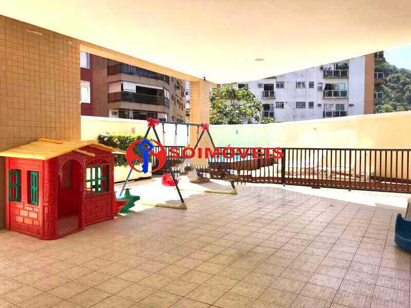 16 - Excelente apartamento em Rua nobre. Apartamento amplo com varandão. Total infra - LBAP23251 - 17