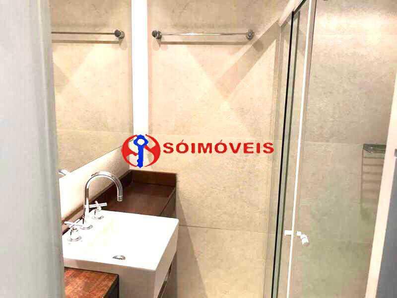 6 - Excelente apartamento em Rua nobre. Apartamento amplo com varandão. Total infra - LBAP23251 - 7