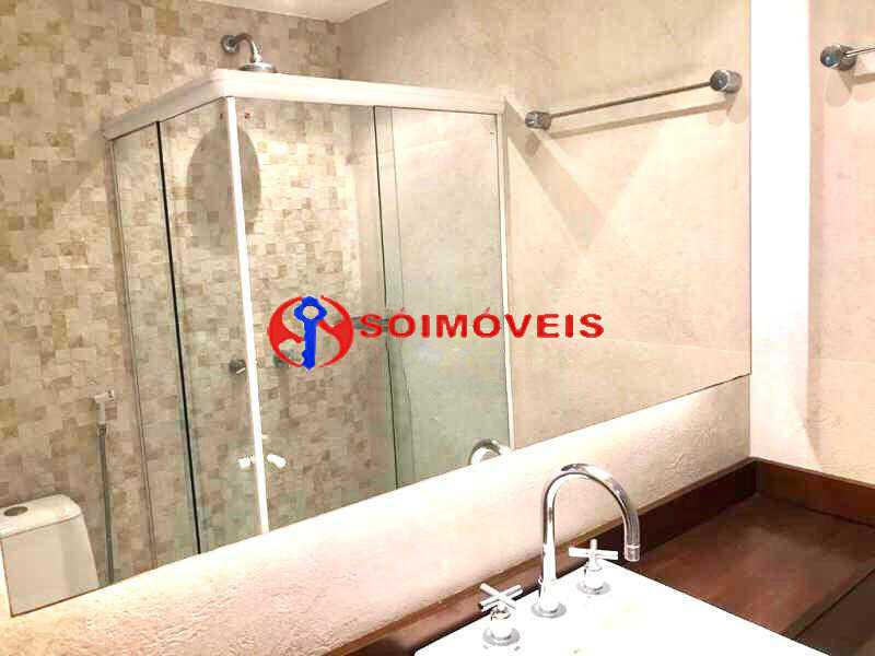 5 - Excelente apartamento em Rua nobre. Apartamento amplo com varandão. Total infra - LBAP23251 - 6