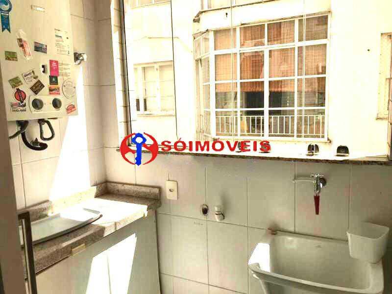 13 - Excelente apartamento em Rua nobre. Apartamento amplo com varandão. Total infra - LBAP23251 - 14
