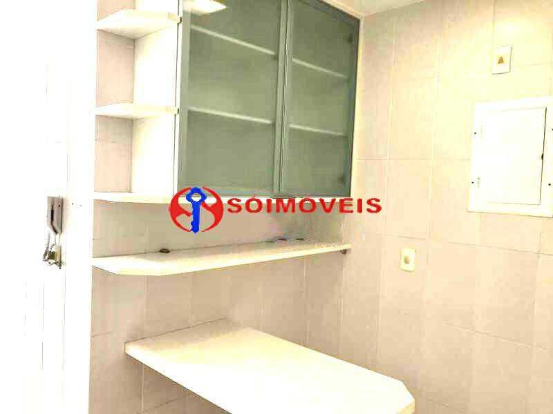 12 - Excelente apartamento em Rua nobre. Apartamento amplo com varandão. Total infra - LBAP23251 - 13
