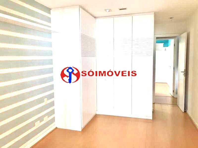 4 - Excelente apartamento em Rua nobre. Apartamento amplo com varandão. Total infra - LBAP23251 - 5