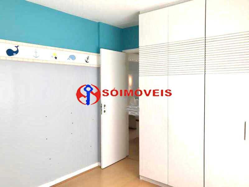 9 - Excelente apartamento em Rua nobre. Apartamento amplo com varandão. Total infra - LBAP23251 - 10
