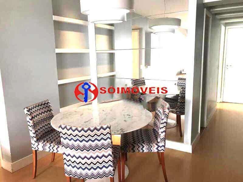 3 - Excelente apartamento em Rua nobre. Apartamento amplo com varandão. Total infra - LBAP23251 - 4