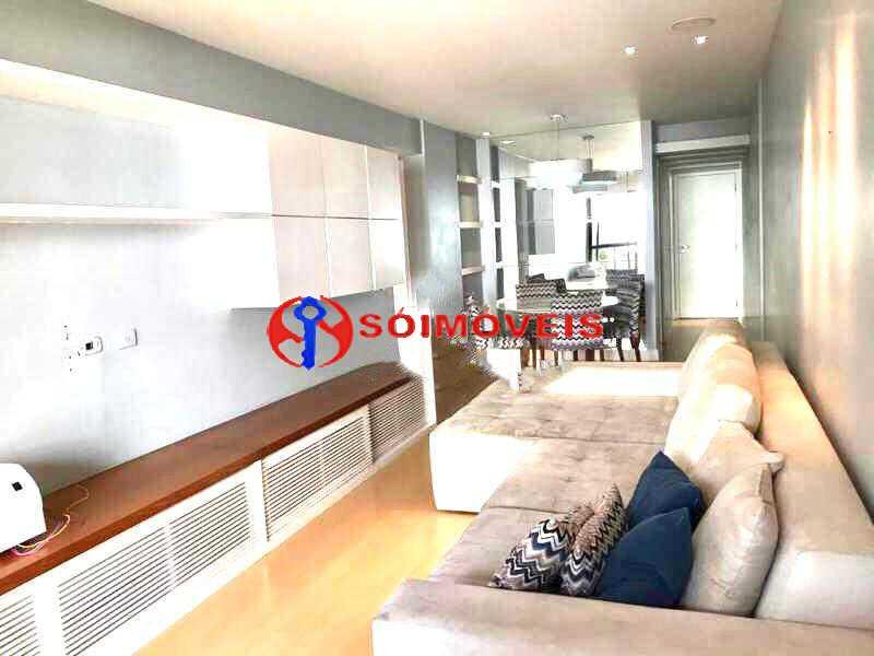 2 - Excelente apartamento em Rua nobre. Apartamento amplo com varandão. Total infra - LBAP23251 - 3