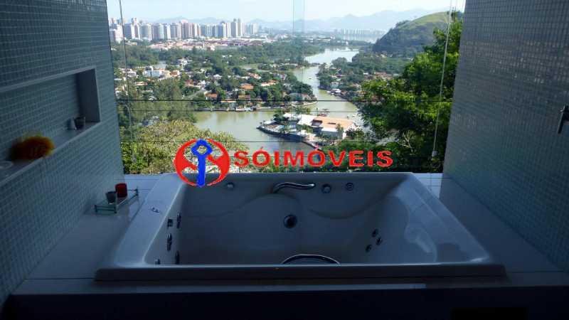 IMG-20201218-WA0038 - Casa em Condomínio 4 quartos à venda Barra da Tijuca, Rio de Janeiro - R$ 6.700.000 - LBCN40050 - 13