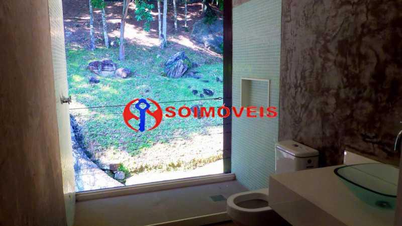 IMG-20201218-WA0025 - Casa em Condomínio 4 quartos à venda Barra da Tijuca, Rio de Janeiro - R$ 6.700.000 - LBCN40050 - 20