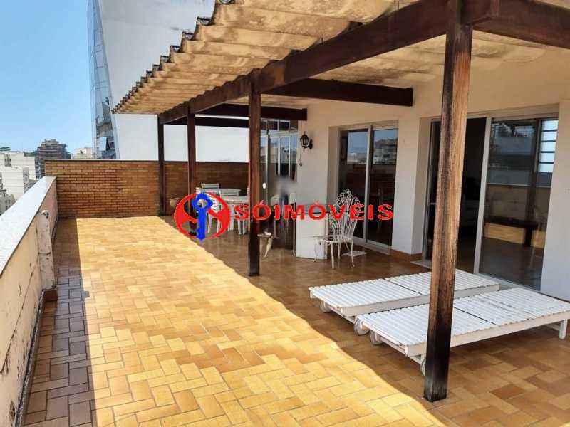 16 - Cobertura 5 quartos à venda Copacabana, Rio de Janeiro - R$ 2.550.000 - LBCO50091 - 21