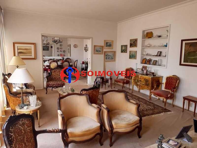 3 - Cobertura 5 quartos à venda Copacabana, Rio de Janeiro - R$ 2.550.000 - LBCO50091 - 1