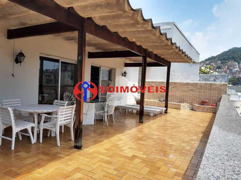 17 - Cobertura 5 quartos à venda Copacabana, Rio de Janeiro - R$ 2.550.000 - LBCO50091 - 22