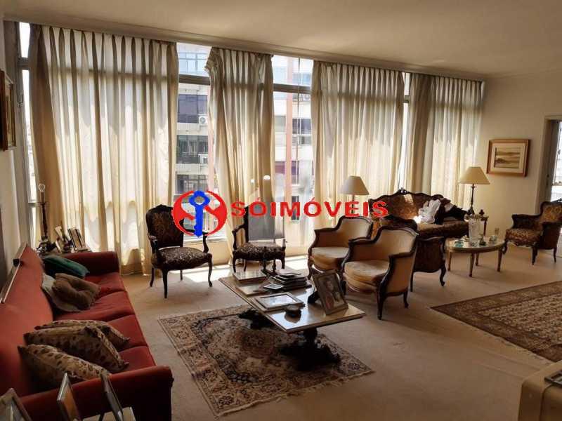 1 - Cobertura 5 quartos à venda Copacabana, Rio de Janeiro - R$ 2.550.000 - LBCO50091 - 3