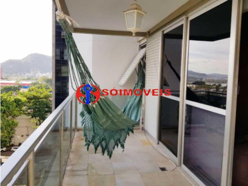 0311a4e6-cd55-43ef-982d-93e779 - Apartamento 1 quarto à venda Rio de Janeiro,RJ - R$ 599.000 - LBAP11196 - 1
