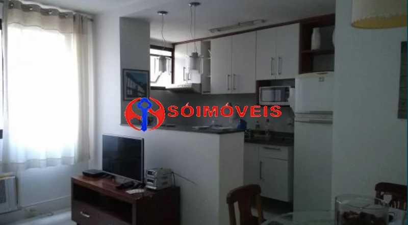 2 - Flat 1 quarto à venda Rio de Janeiro,RJ - R$ 900.000 - LBFL10157 - 4
