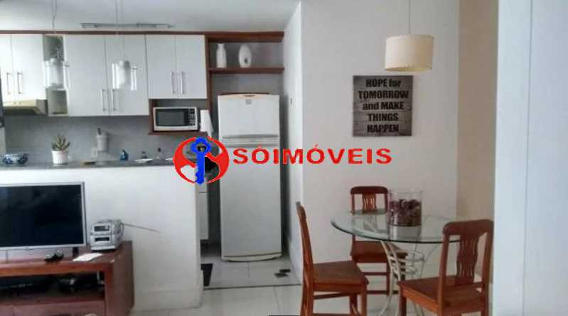 3 - Flat 1 quarto à venda Rio de Janeiro,RJ - R$ 900.000 - LBFL10157 - 5