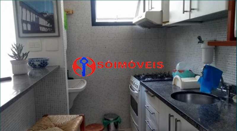 4 - Flat 1 quarto à venda Rio de Janeiro,RJ - R$ 900.000 - LBFL10157 - 6
