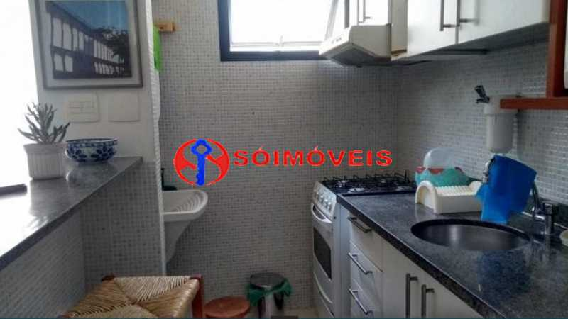8 - Flat 1 quarto à venda Rio de Janeiro,RJ - R$ 900.000 - LBFL10157 - 7