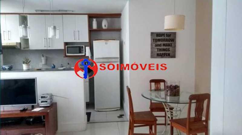 9 - Flat 1 quarto à venda Rio de Janeiro,RJ - R$ 900.000 - LBFL10157 - 3