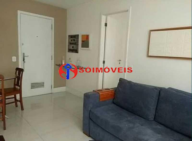 Sem título - Flat 1 quarto à venda Rio de Janeiro,RJ - R$ 900.000 - LBFL10157 - 1