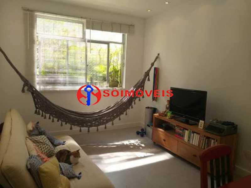 8664584cb655465bfd7cae101cd5ca - Apartamento 2 quartos à venda Jardim Botânico, Rio de Janeiro - R$ 850.000 - LBAP23321 - 1
